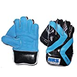 #4: HRS Match Wicket Keeping Gloves (Boys, Multicolor)