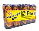 #1: Sunfeast Marie Light Rich Taste, 120g (Buy 4 Get 1 Free)