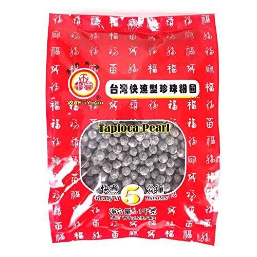 Wufuyuan Tapioca Pear Black 1kg