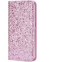 Kucosy Galaxy S6Flip Móvil, Galaxy S6con Diamantes móvil, Samsung Galaxy S6Luxury Brillante Teléfono Móvil