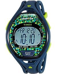 Timex Digital White Dial Unisex Watch - TW5M07800