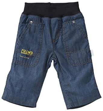 Stummer Baby - Jungen Jeans Normaler Bund 17016, Gr. 62, Blau (770 total eclipse)