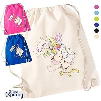 MissRompy Turnbeutel Maus (798) Schwimmbeutel Kordelzugbeutel Sporttasche Kinderturnbeutel