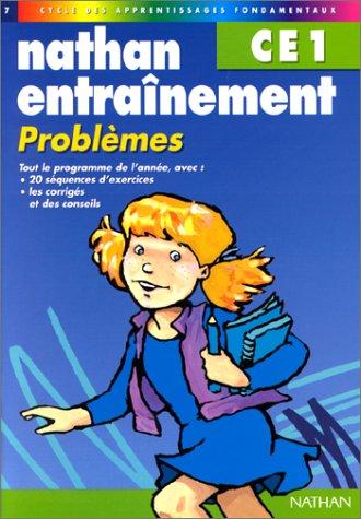 Nathan entraînement : Problèmes, n°7. CE1