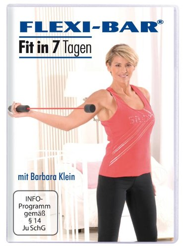 Flexi-Bar DVD Fit in 7 Tagen mit Barbara Klein