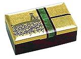 Handgemacht mit japanischem Goldpapier Milky Way Box Serie: T10-09 (Schwert-Lilie)