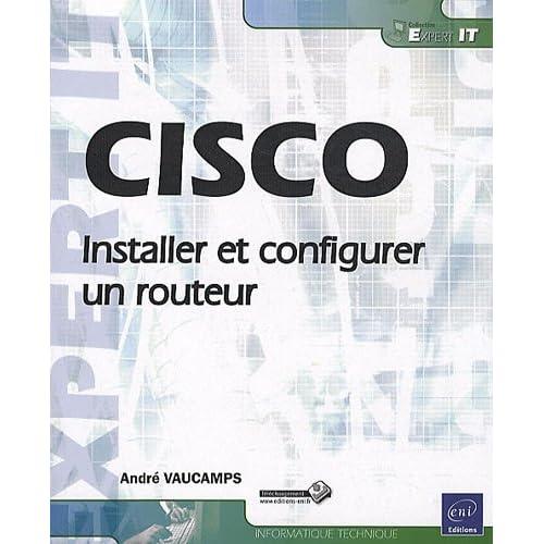 CISCO - Installer et configurer un routeur
