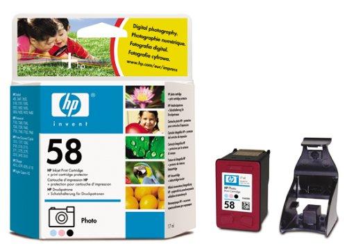 HP 58 Original HP Foto-Tintenpatrone
