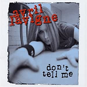 Don't Tell Me [CD 1]