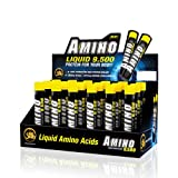 All Stars - Amino Liquid 9.500 - 18 TRINKAPULLEN á 25ml Amino ORANGE