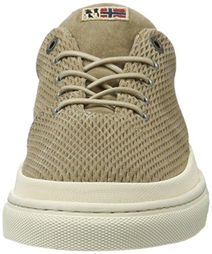 Napapijri King, Sneakers basses homme Braun (desert beige)