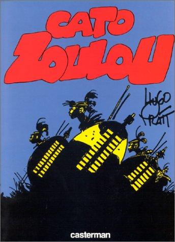 Cato Zoulou par Hugo Pratt