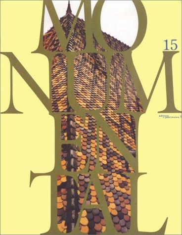 Monumental. Couvertures polychromes - numéro 15, décembre 1996 par Collectif