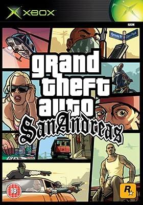 Grand Theft Auto: San Andreas (Xbox)