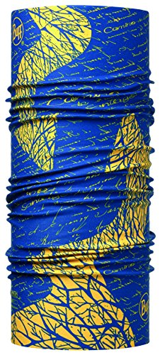 Buff High UV Protection Camino Multifunktionstuch, Signal Royal Blue, One Size Buff High Uv-protection