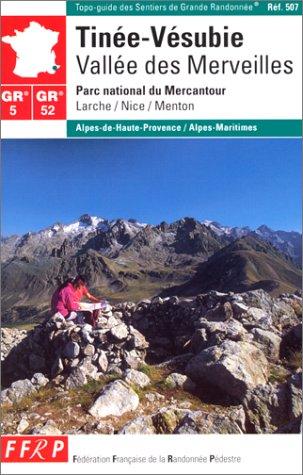 Tinée-Vésubie - Mercantour