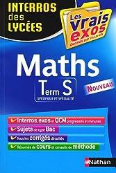 Interros des Lycées Maths Term S