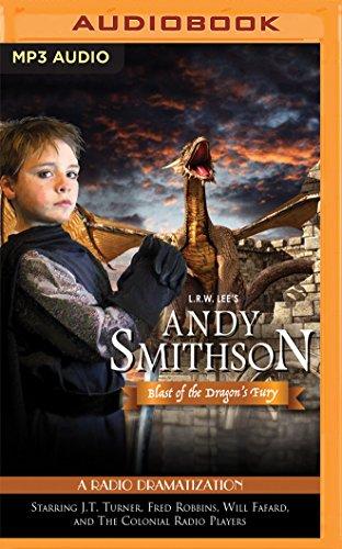 Andy Smithson: Blast of the Dragon's Fury