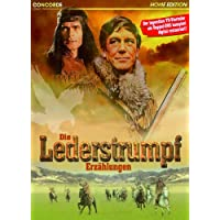 Die Lederstrumpf Erzählungen (2 DVDs) - Die legendären TV-Vierteiler