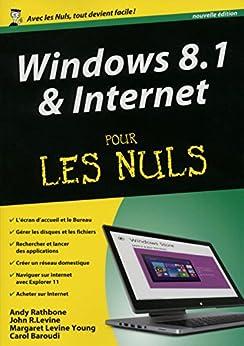Descargar Libros Ingles Windows 8.1 et Internet, Mégapoche pour les Nuls Documento PDF