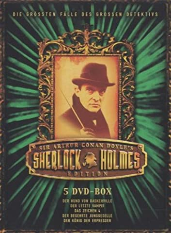 Sherlock Holmes - Film Collection [5 DVDs]
