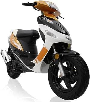 Motorroller Motoworx Forza 50 ccm 45 km/h: Amazon.de: Auto