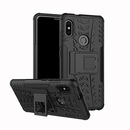 [Encaje Perfecto]Encaja perfectamente en el Xiaomi Redmi Note 5/Note 5 Pro. Total acceso a los conectores de carga, audio, cámara. Es fácil de instalar y quitar, sin dañar o rayar el cuerpo. 100% Nuevo y Alta Calidad.[Máxima Protección]Ofrece una exc...