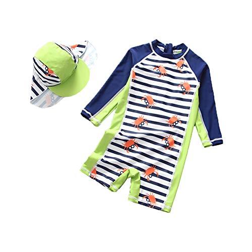 (Baby Boy 'Rash Guard Hemden Badeanzüge Neuheit Bademode Sommer Outfits)