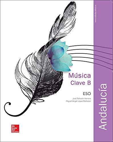Música Clave B Andalucía ( + 3 CD)