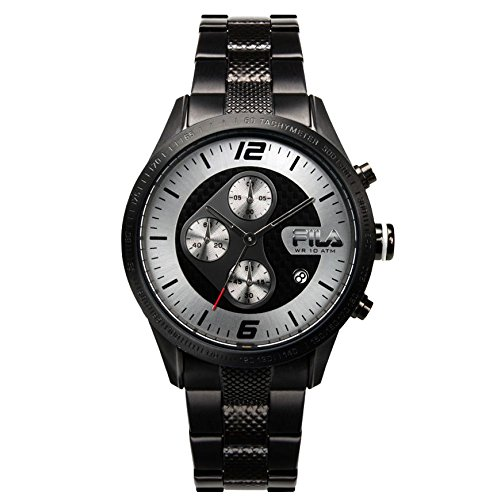 Fila   -Armbanduhr  Chronograph   Edelstahl FILA38-001-003