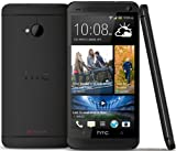 Black HTC One M7 802w - Quad core 1.7GHz CPU Dual Sim 4MP Ultrapix Camera 1080P screen Android Smartphone Phone