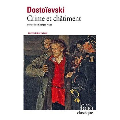Crime et châtiment / Journal de Raskolnikov