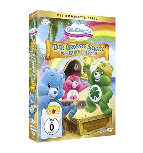 Glücksbärchis - Die komplette Serie: Der größte Schatz der Glücksbärchis [7 DVDs]