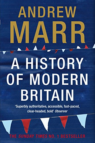 Used, A History of Modern Britain for sale  Delivered anywhere in UK