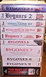BYGONES - Pictorial Scenes and Events in GRIMSBY, CLEETHORPES, AND IMMINGHAM - Volumes 1 - 9 plus The Best of Bygones