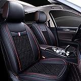 AXZT Couverture de siège de Voiture Compatible avec Les airbags, Ensemble Complet de...