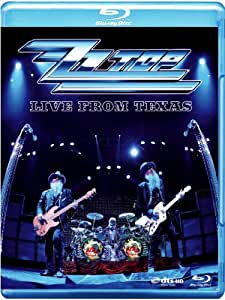 Live From Texas [Blu-ray] [2008]