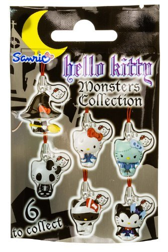"Image of Hello Kitty Mummy ~1.1"" Monster Collection Mini-Figure Dangler Series"