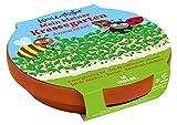 Moses 16097Gateo Mariquita Mi pequeño Kresse Jardín Kresse Cultivo de conjunto con sonido, Rígida, para niños