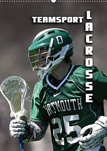 Teamsport - LACROSSE (Wandkalender 2020 DIN A2 hoch): Aufregende Spielszenen aus der Welt des Lacrosse (Monatskalender, 14 Seiten ) (CALVENDO Sport) (La Postkarte Crosse)