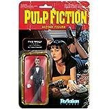 Pulp Fiction ReAction figura de acción de la onda 2 Los Lobo 10 cm