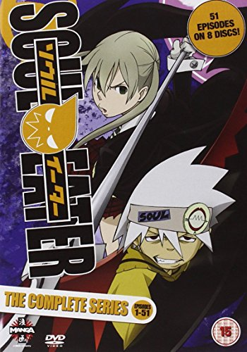Soul Eater - The Complete Series...