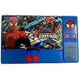INNOVATIVE Disney & Marvel Hmi Original Gadget Jumbo Pencil Box In Princess, Cinderella, Spider Man & Avengers Characters, Pencil Box For Kids... (Model II)