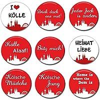Polarkind Button Anstecker Karnevalsanstecker Kölner Karneval Sets und vieles mehr