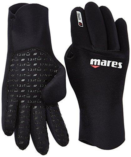Mares Erwachsene Handschuhe Flexa Touch 2 mm, Black/Grey, M/L, 412721