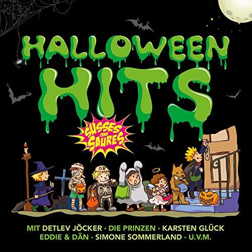 Halloween Hits (18 gruselige Lieder für Kinder)