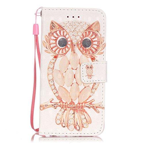 Eine Vielzahl von Farben XFAY HX-455 iPhone 6 Handyhülle Case für iPhone 6 Hülle im Bookstyle, PU Leder Flip Wallet Case Cover Schutzhülle für Apple iPhone 6-5 Farbe-22