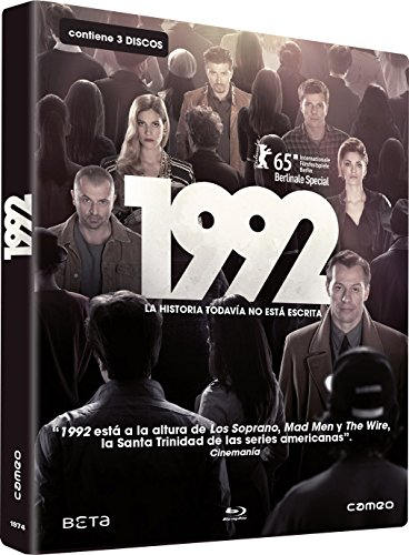1992 (1ª Temporada) [Blu-ray] 51QCazz0 2BGL
