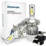 H4 LED Auto Scheinwerfer Birnen Kit - Safego Hi/Lo...