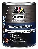 Düfa Premium Lasur Holzveredlung Teak 2,5 Liter (dose leicht bekleckert)